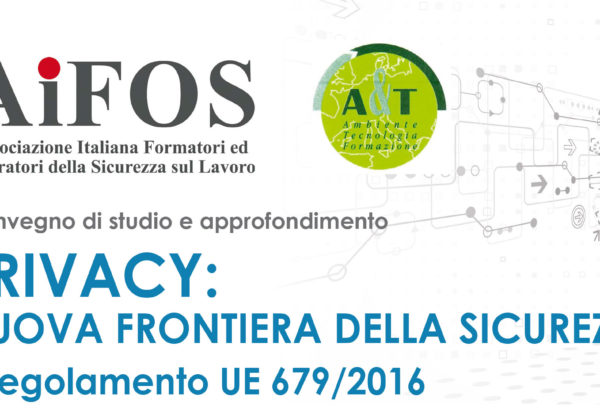 workshop legge privacy e sicurezza dati