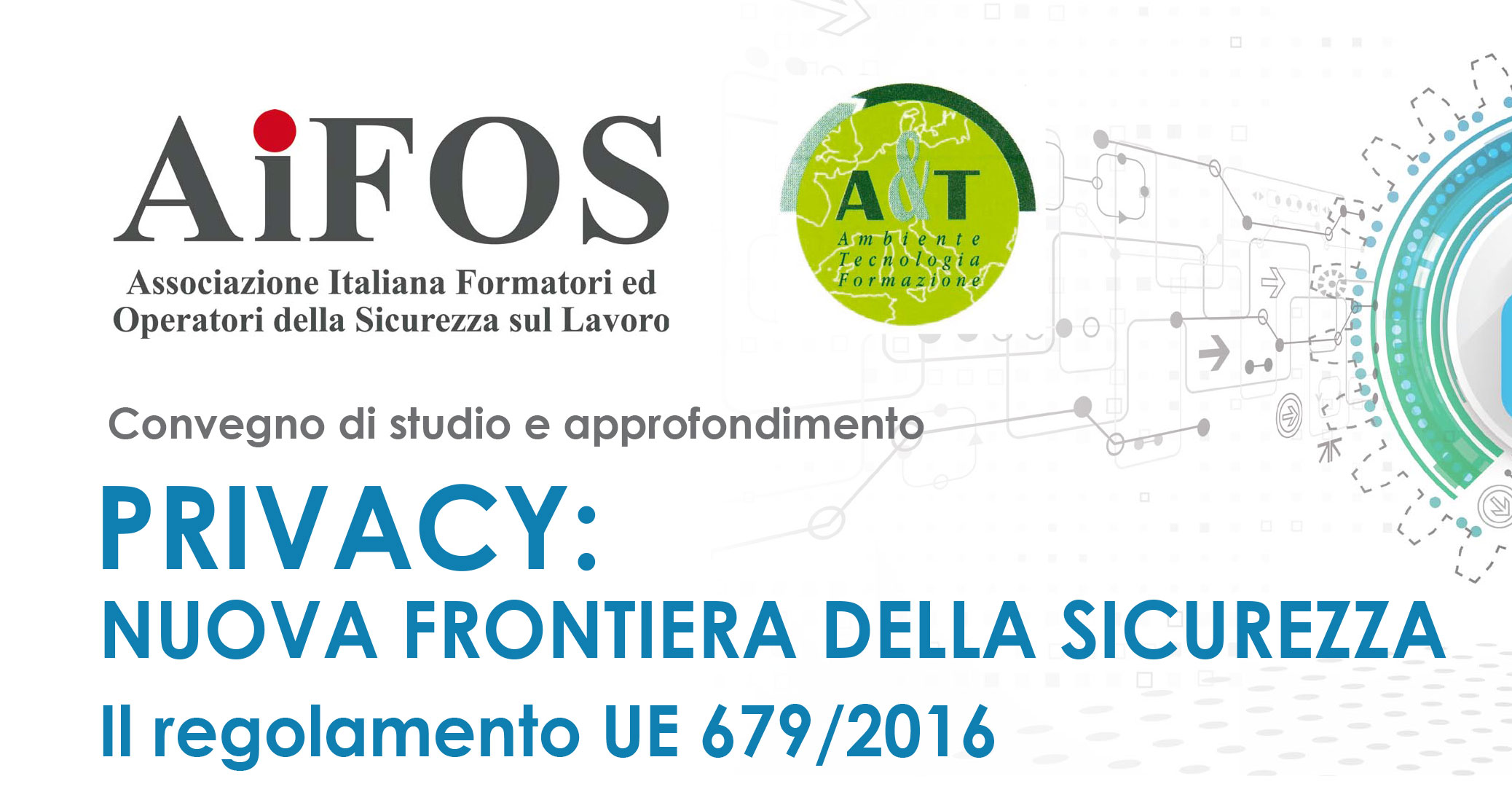 workshop legge privacy e sicurezza dati